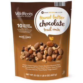 WildRoots Peanut Butter Chocolate Trail Mix (22 oz.)