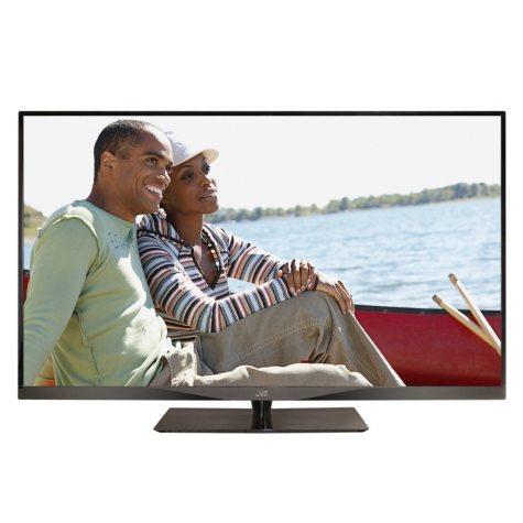 "50"" JVC LED 1080p 120Hz HDTV"