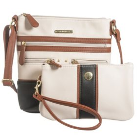 Nappa Leather Crossbody and Wristlet 4cabd43bd1186