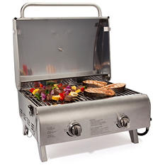 Cuisinart Chef's Style Stainless Steel Gas Grill