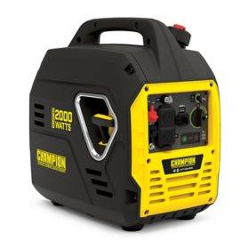 Champion Power Equipment 2000-Watt Ultralight Portable Inverter Generator