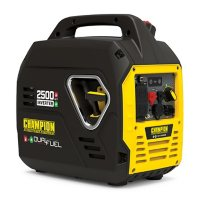 Champion Power Equipment 2500-Watt Portable Dual Fuel Inverter Generator
