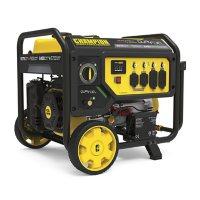 Champion Power Equipment 7500-Watt Dual Fuel Portable Generator, Electric Start