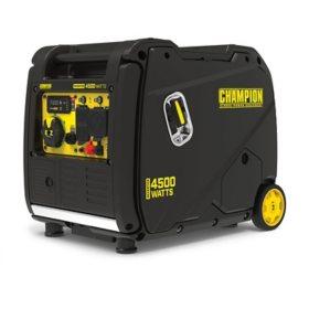 Champion Power Equipment 4500-Watt RV Ready Inverter Generator