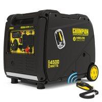 Champion Power Equipment 4500-Watt Wireless Remote Start Inverter Generator