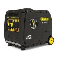 Champion Power Equipment 4500-Watt Portable Dual Fuel Inverter Generator