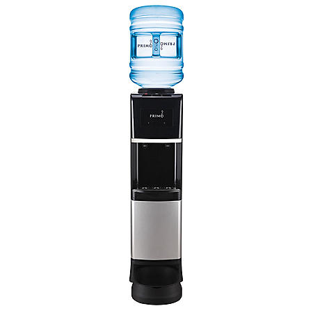 Primo Top Load Hot and Cold Water Dispenser + Pet Station