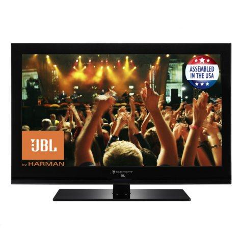 "Element 46"" Class 1080p LED HDTV w/ JBL Audio System - ELDFT465J"