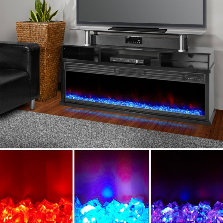 Fireplace Design lifesmart fireplace : Sam's Club - Lifesmart 60