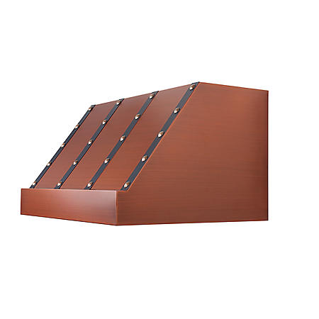 ZLINE 36 in. 1200 CFM Designer Series Under-Cabinet Range Hood