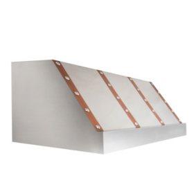 ZLINE 36 in. 1200 CFM Designer Series Under-Cabinet Range Hood