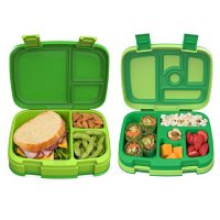 One Bentgo Fresh and One Bentgo Kids Lunch Box (Assorted Colors)