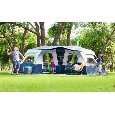 $189.98  sc 1 st  dealepic & $189.98 Campvalley 10-Person Instant Double Villa Cabin Tent ...
