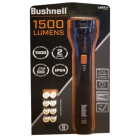 Bushnell 1500 Lumen Flashlight
