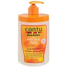 Cantu Shea Butter Sulfate-Free Cleansing Cream Shampoo (25 oz.)
