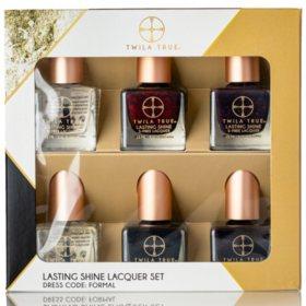 Twila True Beauty Lasting Shine Nail Polish Lacquer Set (Choose Your Color)