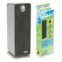Deals on GermGuardian AC4900FL 22-Inch Air Purifier Tower w/Filter