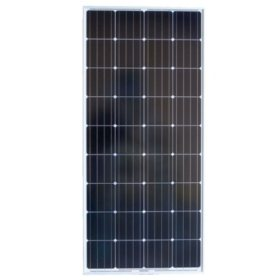 Grape Solar 180-Watt Monocrystalline PV Solar Panel for Cabins, RVs and Back-Up Power Systems