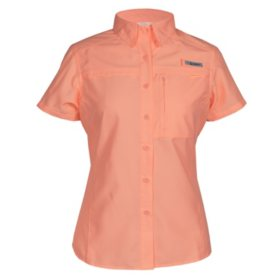 Habit Ladies Short-Sleeve River Shirt