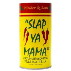 Slap Ya Mama Cajun Seasoning (16 oz.)