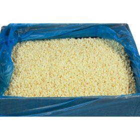 White Chocolate Blossom Curls, Bulk Wholesale Case (12 lbs.)