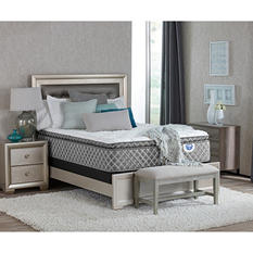 """Spring Air Maddie 14.5"""" Pillowtop Queen Mattress Set"""
