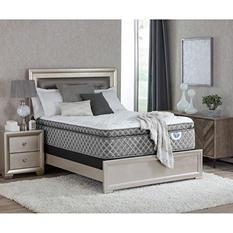 """Spring Air Cassie Pillowtop 15.75"""" Queen Mattress Set"""