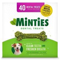 Minties Dental Dog Treats (40 ct.)
