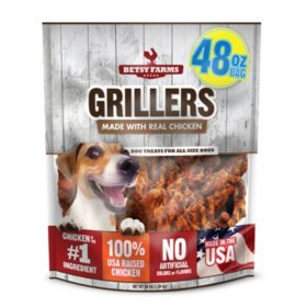 Betsy Farms Grillers Dog Treats (48 oz.)