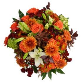 Sunset Premium Bouquet