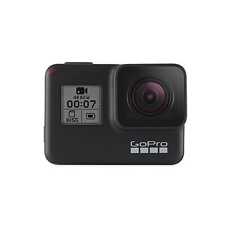 GoPro HERO7 Black Waterproof Action Camera