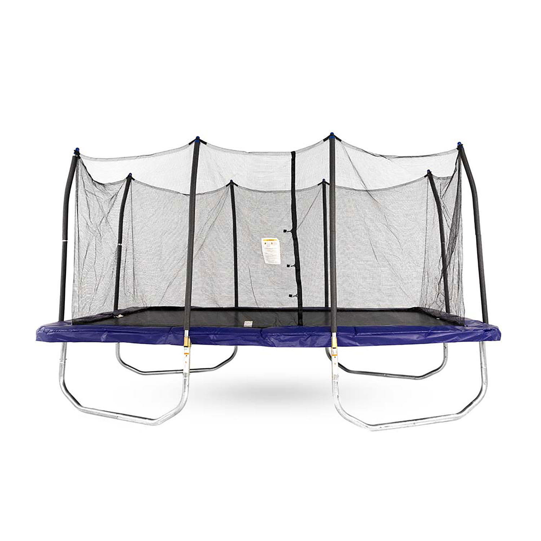 Skywalker Trampolines 15′ Rectangle Trampoline and Enclosure