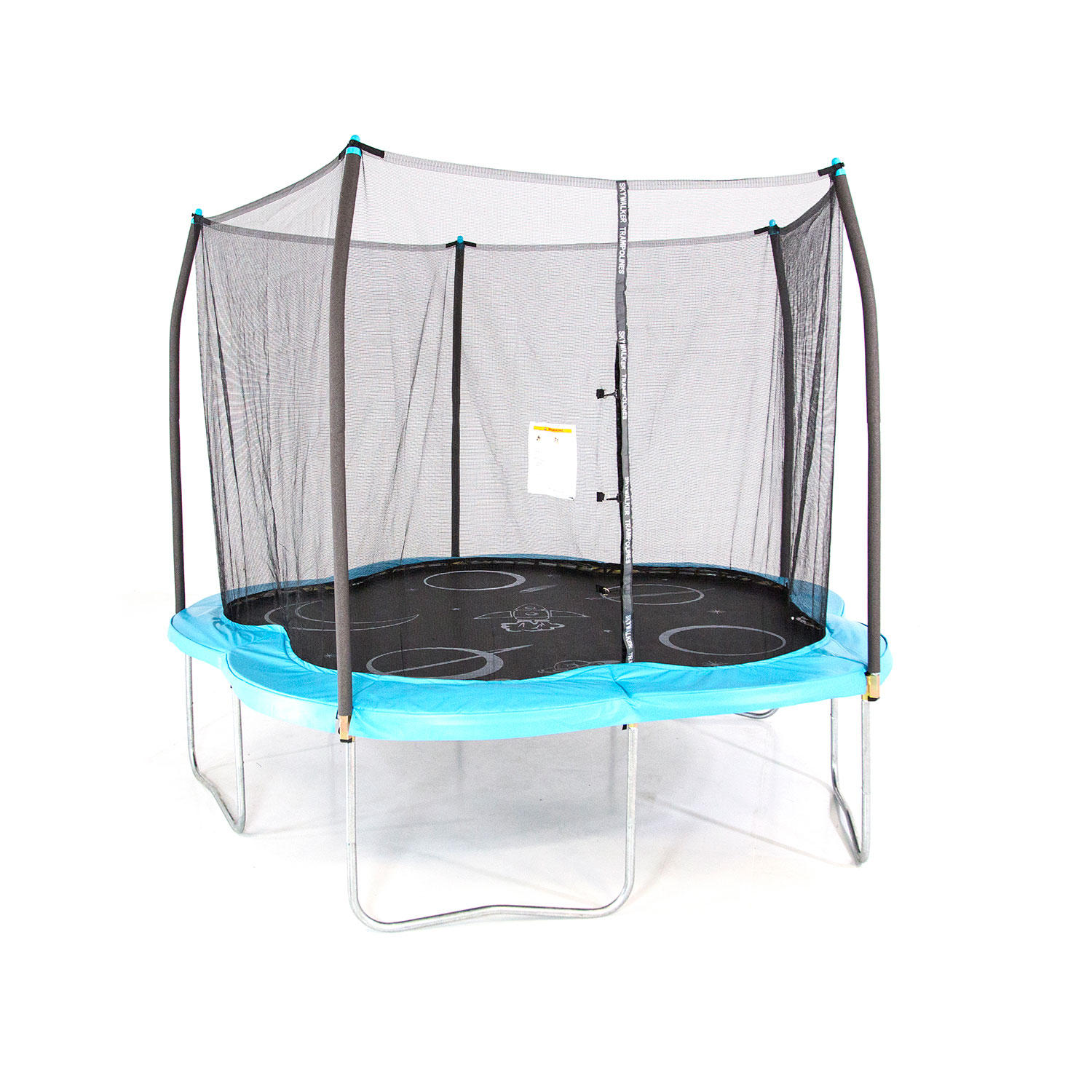 Skywalker Trampolines 11 Adventure Arena Trampoline with Enclosure