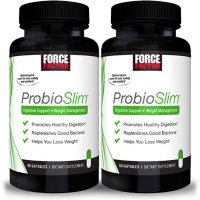 Force Factor ProbioSlim Probiotic Fat Burner (60 ct., 2 pk.)