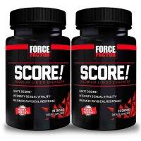 Force Factor SCORE! Premium Libido Enhancer (28 ct., 2 pk.)