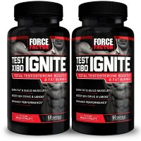 Force Factor Test X180 Ignite Testosterone Booster (120 ct., 2 pk.)