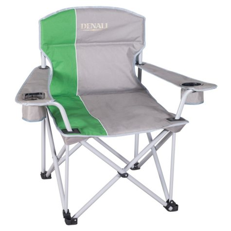Denali Big Guy Padded Comfort Arm Chair – Capacity 500 lbs