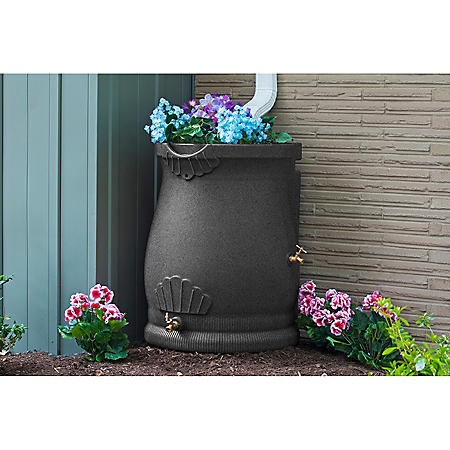 50-Gallon Rain Wizard Urn, Assorted Colors