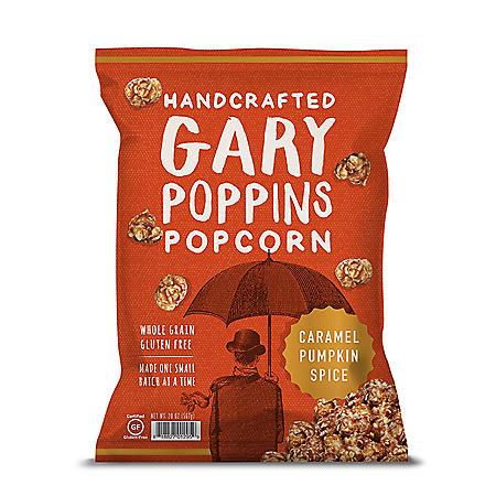 Gary Poppins Caramel Pumpkin Spice Popcorn (20 oz.)