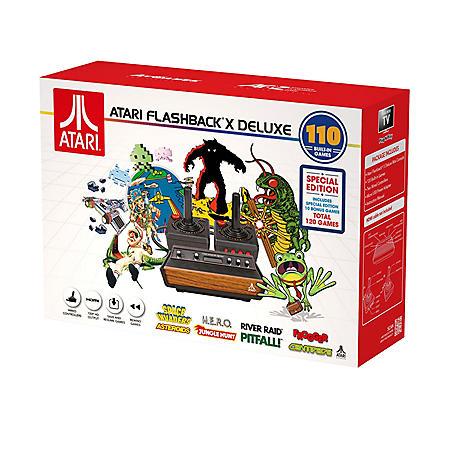 Atari Flashack X Deluxe