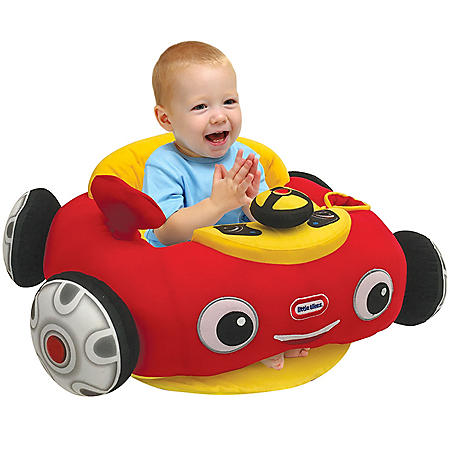 Little Tikes Cozy Coupe Infant Plush Floor Chair