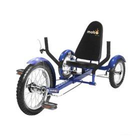 Mobo Triton: Ultimate Three-Wheeled Cruiser
