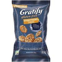 Gratify Gluten-Free Everything Pretzel Thins (10.5 oz)