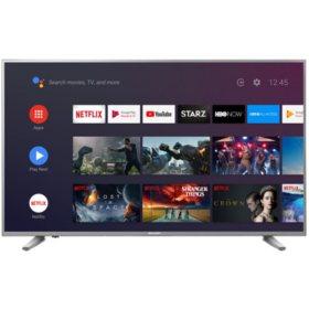 "Sharp 58"" Class 4K HDR Smart TV - LC-58Q620U"