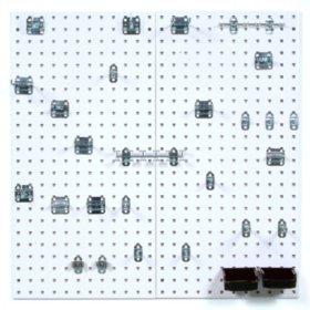 "18"" x 36"" LocBoard Hanging Bin System (2-pk.)"