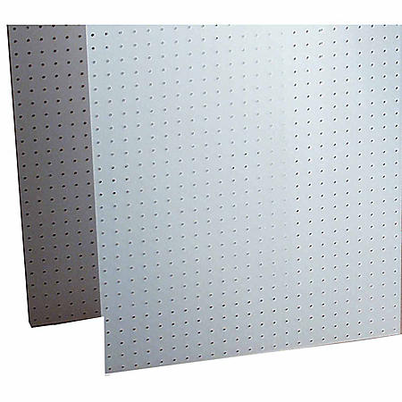 "DuraBoard Polypropylene Pegboard 22"" x 18"""