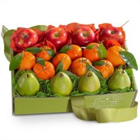 California Festive Trio Fruit Gift Box Deals