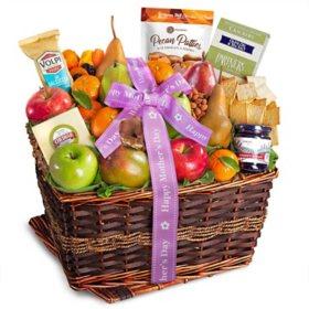 Mother's Day Gourmet Abundance Gift Basket