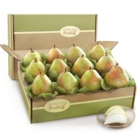 Golden State Fruit Imperial Comice Pears Ultimate Fruit Gift