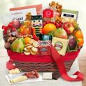 Golden State Fruit Christmas Tidings Gift Basket